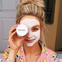 Dullness Pores Upliftings Acne Oily Whiteness Mask