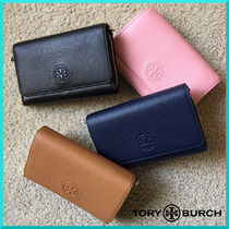 Tory Burch Casual Style Plain Leather Shoulder Bags
