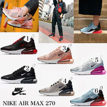 Nike AIR MAX 270 Street Style Low-Top Sneakers