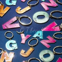 Ron Herman Unisex Keychains & Bag Charms