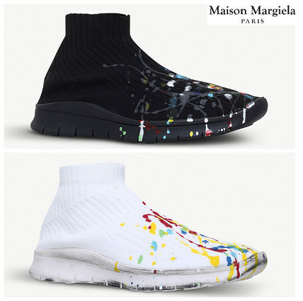PVC Clothing Sneakers
