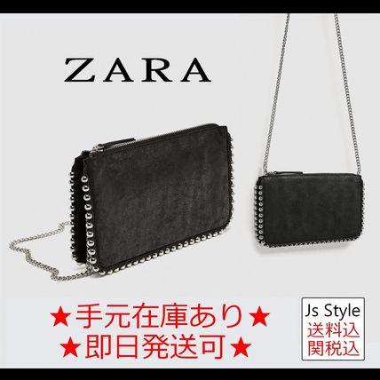 Studded Shoulder Bags