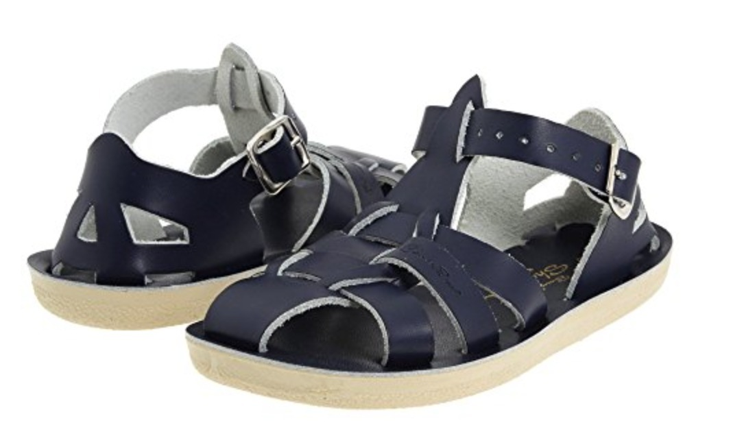 shop salt water sandals shark