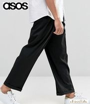 ASOS Slax Pants Street Style Plain Slacks Pants