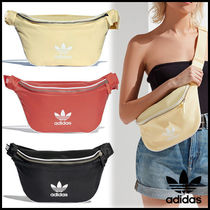 adidas Unisex Street Style Messenger & Shoulder Bags