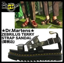 Dr Martens TERRY Casual Style Unisex Sandals