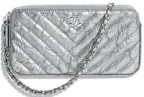 CHANEL ICON Calfskin 2WAY Chain Plain Party Style Special Edition
