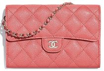 CHANEL MATELASSE Calfskin 2WAY Chain Plain Party Style Special Edition
