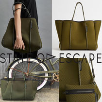 State of Escape A4 Totes
