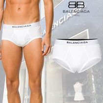 BALENCIAGA Plain Cotton Briefs