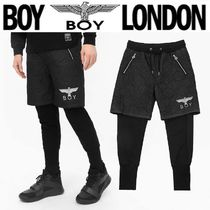 BOY LONDON Street Style Other Animal Patterns Pants