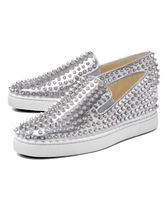 Christian Louboutin ROLLER BOAT Leather Shoes
