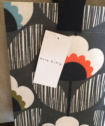 Orla Kiely Flower Patterns Collaboration Shoppers