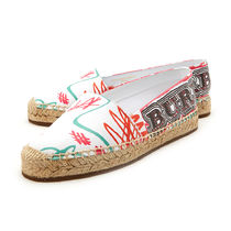 Burberry Slip-On Shoes