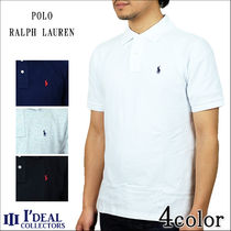 Ralph Lauren Pullovers Cotton Short Sleeves Polos