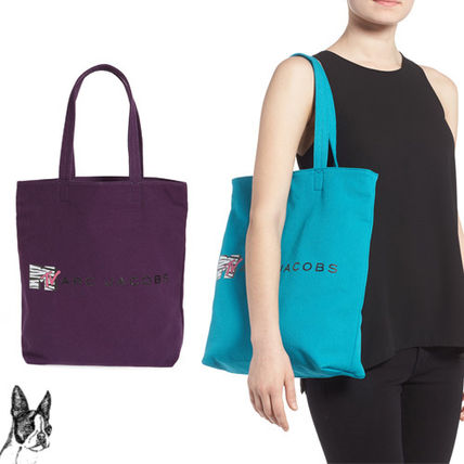 5048a64ae013 MARC JACOBS Marc Jacobs + MTV MTV(TM) Canvas Tote by Babs - BUYMA