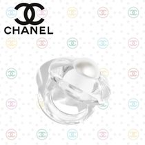 CHANEL Costume Jewelry Rings