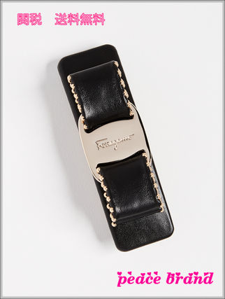 Barettes Casual Style Studded Clips