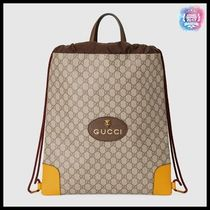 GUCCI GG Supreme Backpacks
