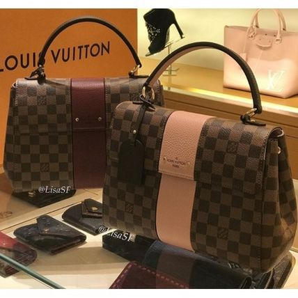 Louis Vuitton Damier 2018 Ss Other Check Patterns Canvas Blended