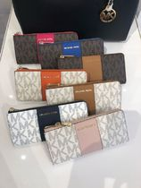Michael Kors JET SET TRAVEL Long Wallets