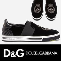 Dolce & Gabbana Other Animal Patterns Leather Loafers & Slip-ons