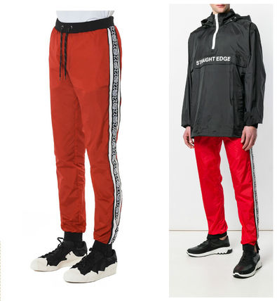 Street Style Collaboration Joggers & Sweatpants