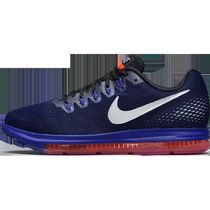 Nike AIR ZOOM Street Style PVC Clothing Sneakers