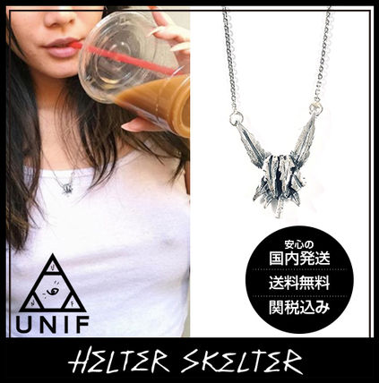 Casual Style Unisex Street Style Collaboration Chain Silver