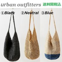 Urban Outfitters Casual Style Plain Straw Bags