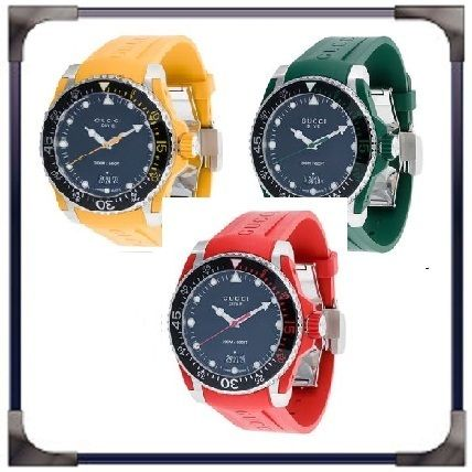 dc0ad0cd76a GUCCI Divers Watches Analog Watches (YA136319