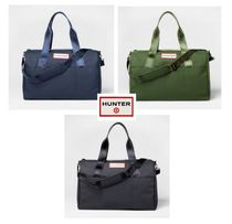 HUNTER Casual Style Street Style Collaboration 2WAY Totes
