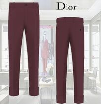 Christian Dior Cotton Cropped Pants