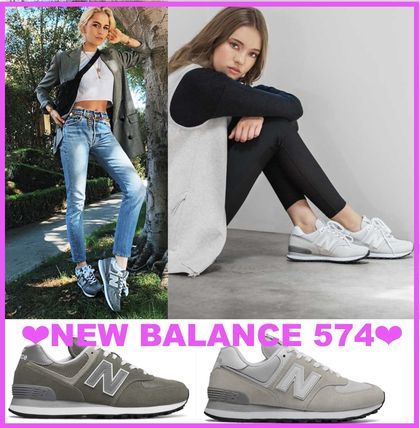 63fb4ef6f3269 ... spain new balance low top casual style suede street style low top  sneakers b5f8d e88bd