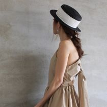 Street Style Straw Boaters Straw Hats