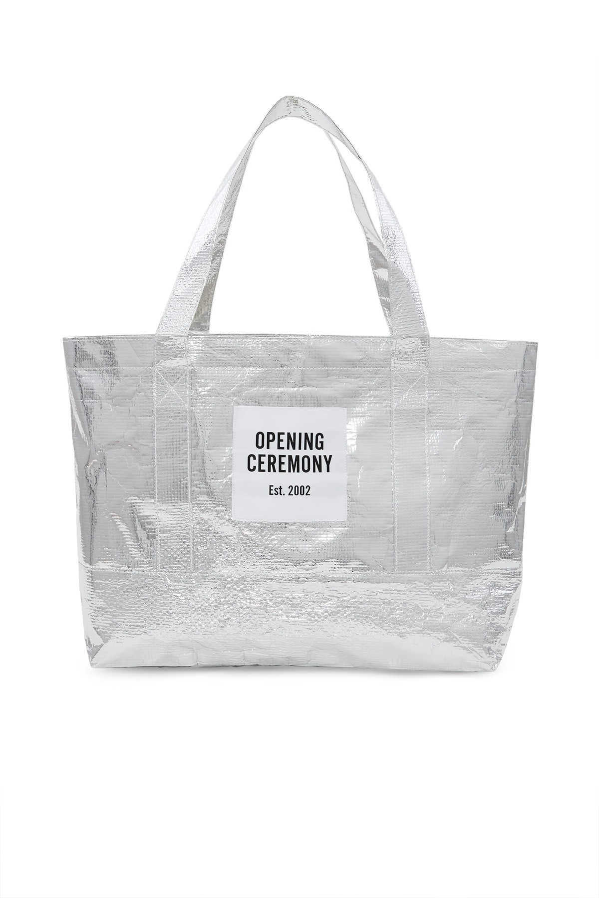 shop opening ceremony bags