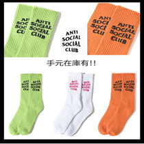 ANTI SOCIAL SOCIAL CLUB Plain Undershirts & Socks
