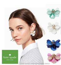 kate spade new york Flower Leather With Jewels Elegant Style