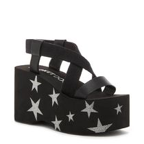 ROCKET DOG Star Open Toe Platform Casual Style Street Style