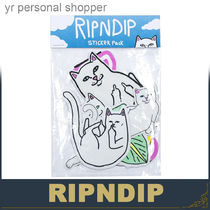 RIPNDIP Street Style Other Animal Patterns Accessories