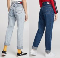 Tommy Hilfiger Casual Style Denim Street Style Jeans