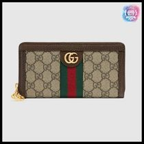GUCCI Ophidia Long Wallets