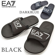 EMPORIO ARMANI EA7 Shower Shoes Shower Sandals