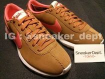 Nike CORTEZ Casual Style Suede Street Style Low-Top Sneakers