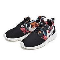 Nike ROSHE ONE Flower Patterns Tropical Patterns Casual Style Unisex