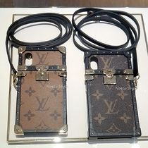 Louis Vuitton Eye Trunk With Strap Iphone X/Xs