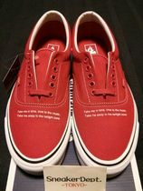 VANS ERA Street Style Collaboration Deck Shoes Loafers & Slip-ons