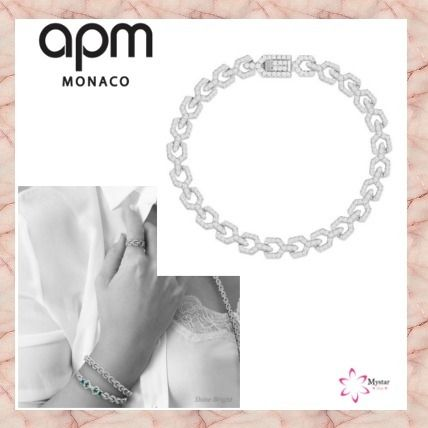 Party Style Silver With Jewels Bracelets