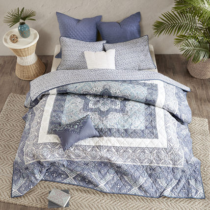 Duvet Covers Pillowcases Geometric Patterns Ethnic