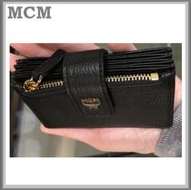 MCM Leather Card Holders